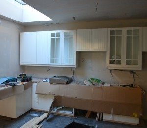 Kitchen Extension – Shepherds Bush W12