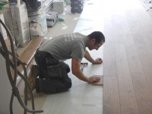 Wood flooring – Ealing W5