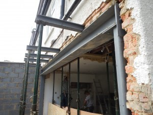 Kitchen extension in Streatham Hill SW2