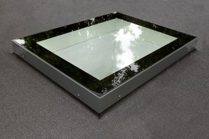 Glass roof light supplier recommended by Ash Island
