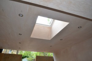 Velux windows at Streatham Hill SW2