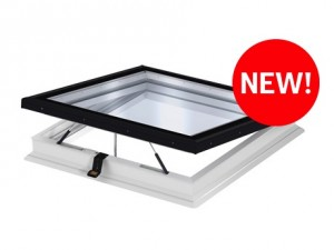 New glass roof light from Velux