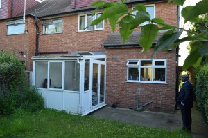 Rear ground and first floor extension Acton W3