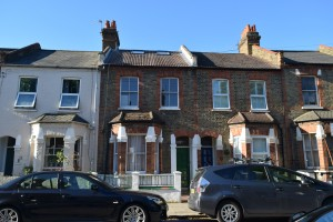 Back to Brathway Road Southfields SW18 for side return extension!