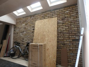 London stock bricks – Kitchen Extension Isleworth TW7