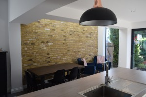 Kitchen extension in Isleworth TW7 finished!